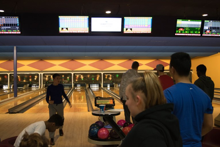 Youth Bowling Night