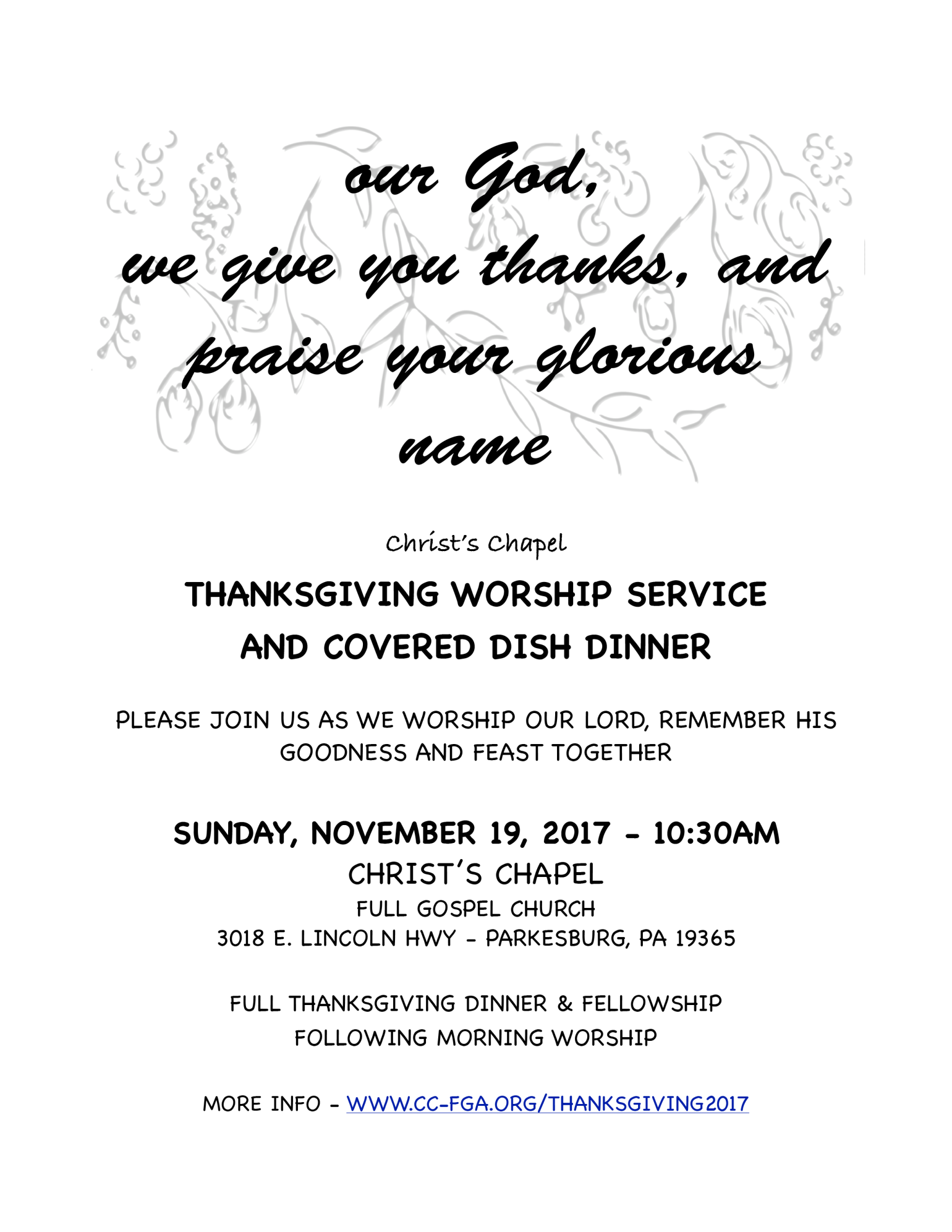 Christ's-Chapel-Thanksgiving-Flyer.11-19-17